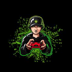 mascot gaminglogo freetoedit
