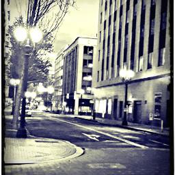 ghosttown deserted downtownportland portland pdx