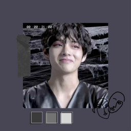 taehyung bts journal edit yoongles freetoedit