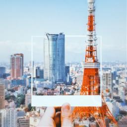 tokyo japan traveling travel tokyotower freetoedit ecdreamdestinations dreamdestinations