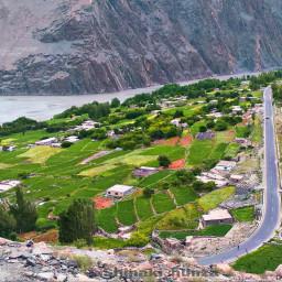 hunza gilgitbaltistan pakistan nature naturebeauty freetoedit
