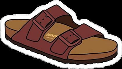white red brown shoes birkenstocks freetoedit