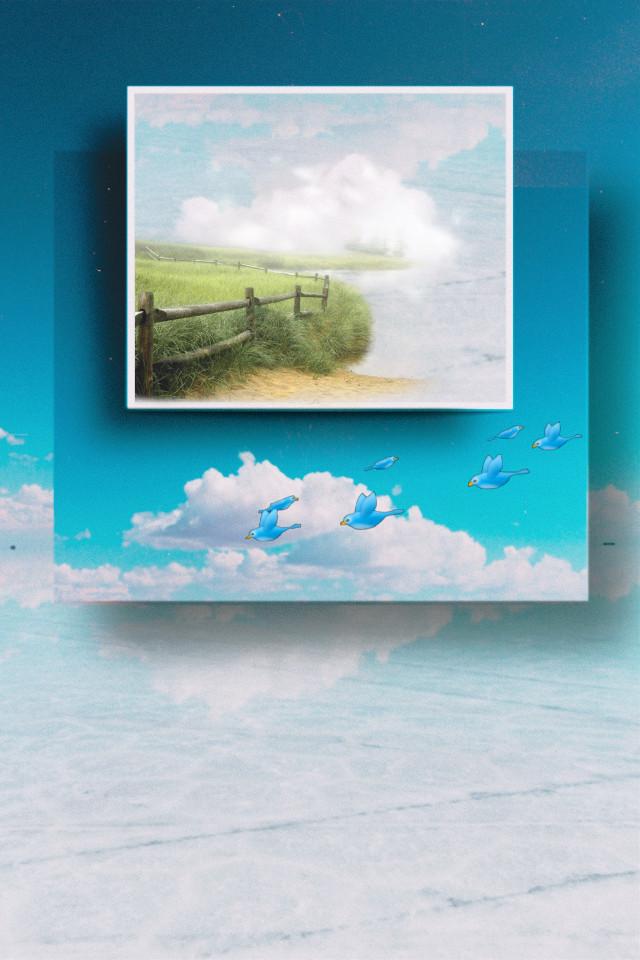 #freetoedit #replay #picsart #creative #createfromhome #sky #madewithpicsart #frame #remix #remixed