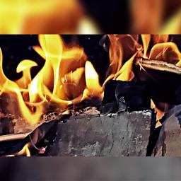 fire barbecue iorestoacasa stayathome italia freetoedit