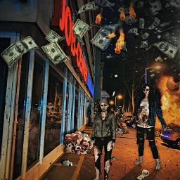 freetoedit jobs crisis zombie zombieland