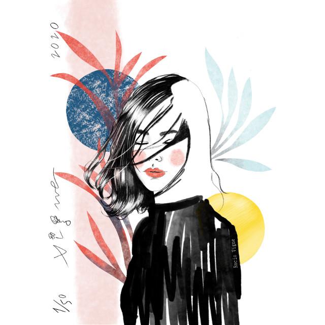 Rocio Vigne illustrations