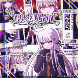 kirigiri kirigirikyouko kyoko kyouko kirigirikyoko danganronpa danganronpaanime danganronpaedit animeedit animegirl animegirledit freetoedit