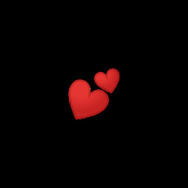 #freetoedit#picsart#heart#red