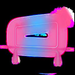 freetoedit neon rectangle smoke 4asno4i ftestickers ╭─────────·•▼•·─────────╮ ftestickers