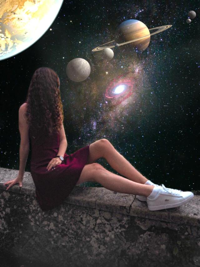 #freetoedit #surreal #girl #edit #myedit #araceliss #madewithpicsart