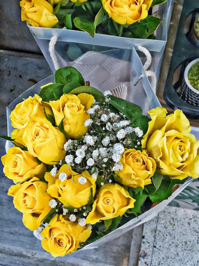 #yellowroses @bladevinayeo