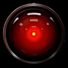 eye robot red freetoedit
