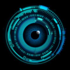 eye robot future freetoedit