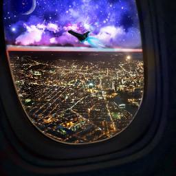 freetoedit galaxy window flight spacetravel rcgalacticwindow galacticwindow stayinspired