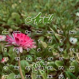 freetoedit calendarchallenge srcaprilcalendar aprilcalendar