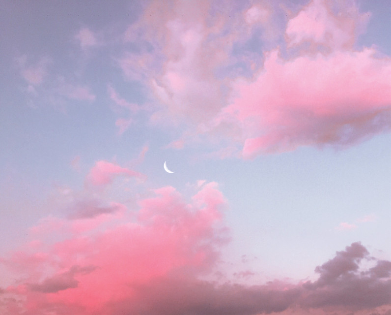 #sky #clouds #bluesky #pinkclouds #background #air  #freetoedit  #day #picoftheday #picsarteffects  PHOTO BY : Agon Krasniqi