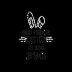easter rabbit bunny jesus sillyrabbit freetoedit