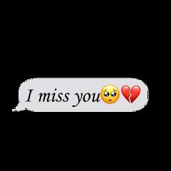 imissyou missyou miss you sms freetoedit