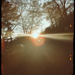 freetoedit sunset sunnyeffect
