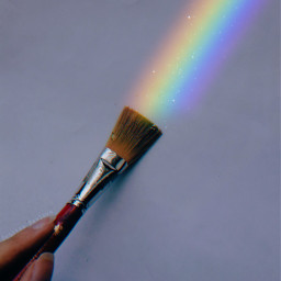 freetoedit picsart papicks rainbow rainbowbrush