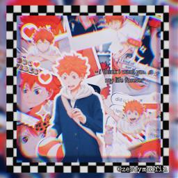hinata sh hinatash sh anime animeedit haikyuu haikyuu animeboy freetoedit