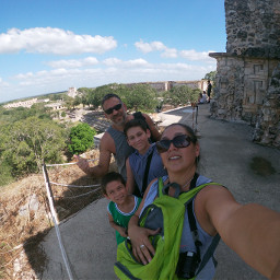 vacaciones uxmal photography travel familia