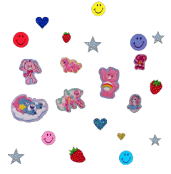 freetoedit y2k sanrio cute colourful