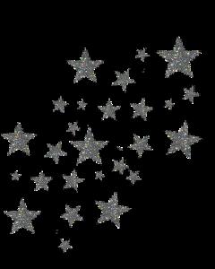 freetoedit glitter aesthetic stars star