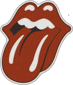 freetoedit remixit therollingstones tongue tongueout