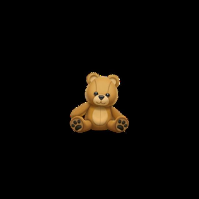 Teddy bear🧸 #freetoedit #teddybear #bear #emoji #bearemoji #teddybearemoji #iosemoji #iphoneemoji #toy #toemoji #cuteemoji #bear #медведь #медвежонок #плюшевыймишка #плюшевыймедвежонок #emojiiphone #emojiphone #phoneemoji #iphone