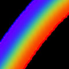 rainbow rain bow colorful colors freetoedit