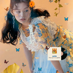 freetoedit wekimeki doyeon wallpaper kpop