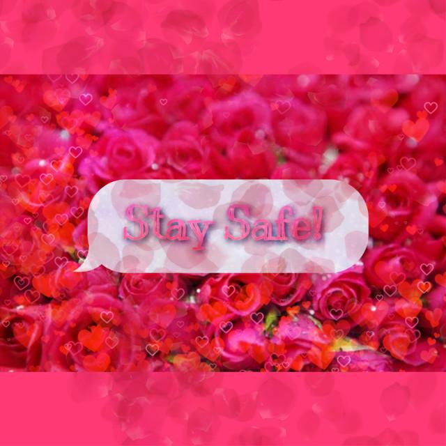 #staysafe #flowers #springtime  #freetoedit