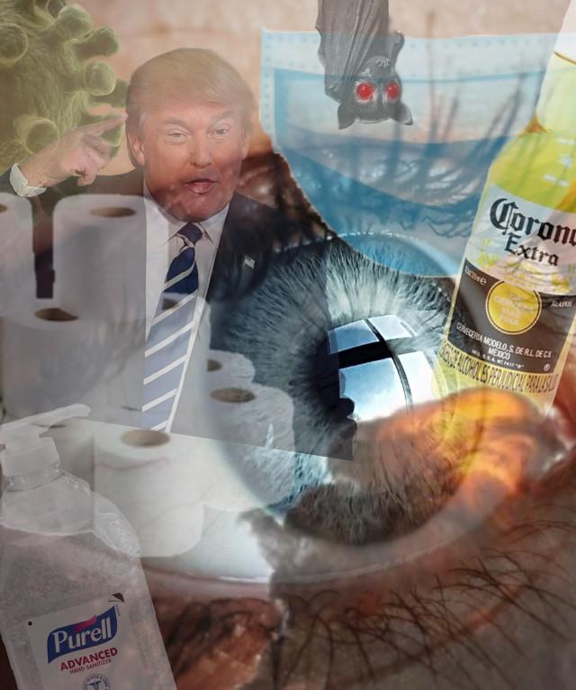 #freetoedit #coronatime #cornavirus #flashback #future #bat #trump #toiletpaper #coronabeer #purell