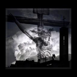 christ king thecross sacrifice diedforoursins freetoedit