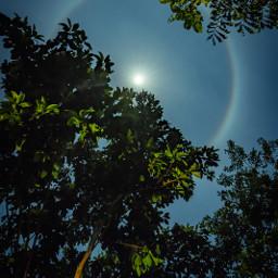 guatemala lunarhalo nikon d800 moon