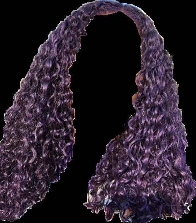 #purplehair #edges #curls #curlyhair #hair #hairstyle #hairstyles #wavycurls #wavy #baddie #babyhair #freetoedit