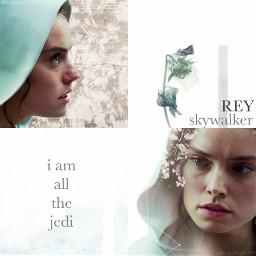 daisyridley rey starwars tros riseofskywalker