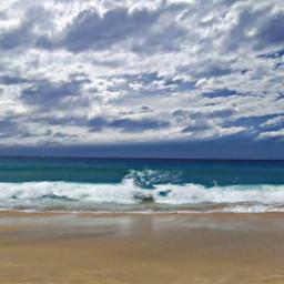 myphoto seaside sea island background freetoedit