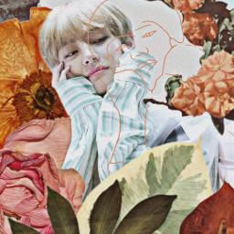 freetoedit rcfloralsketch floralsketch bts v