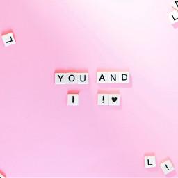 freetoedit love heart pink letters