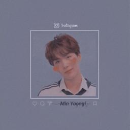 freetoedit yoongi minyoongi yoongiedits bts