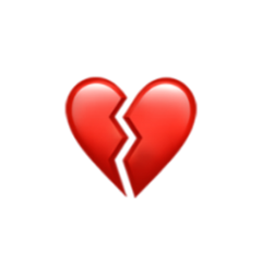 freetoedit emojiiphone emotion brokenheart💔 brokenheart