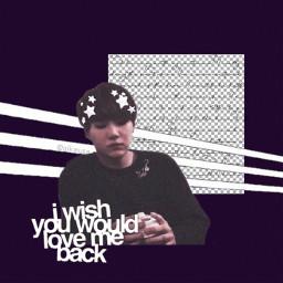 yoongi bts suga edits purple freetoedit srctextoverlay textoverlay