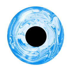 eye eyes blue blu sticker freetoedit