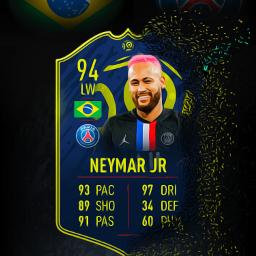 neymar pacybits freetoedit