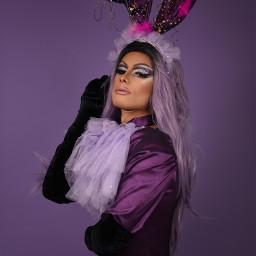 freetoedit remixit pcbeautifulbirthmarks purplesparkles model