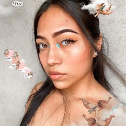 aesthetic girl model angels angelsaesthetic