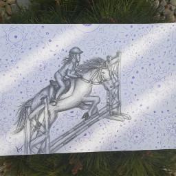 freetoedit horse horses animal cuteanimal