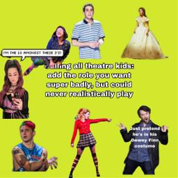 katherinehoward six sixthemusical dreamroles icantsing!!! freetoedit